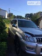 Toyota Land Cruiser Prado 2003 Львов 2.7 л  универсал автомат к.п.