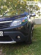 Dacia Sandero Stepway 25.08.2019
