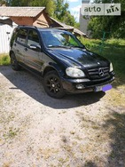 Mercedes-Benz ML 270 06.09.2019