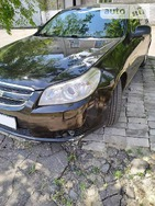 Chevrolet Epica 20.08.2019
