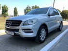 Mercedes-Benz ML 250 08.08.2019