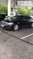 Mercedes-Benz S 350 26.08.2019