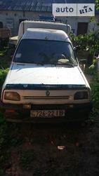 Renault Rapid 20.08.2019