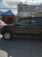 Toyota Land Cruiser Prado 22.08.2019