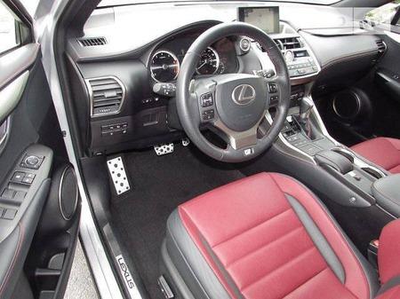 Lexus NX 200t 2017  выпуска Одесса с двигателем 2 л бензин внедорожник автомат за 28000 долл.