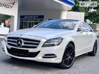 Mercedes-Benz CLS 350 18.08.2019