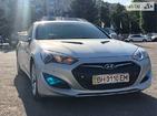 Hyundai Genesis Coupe 28.08.2019