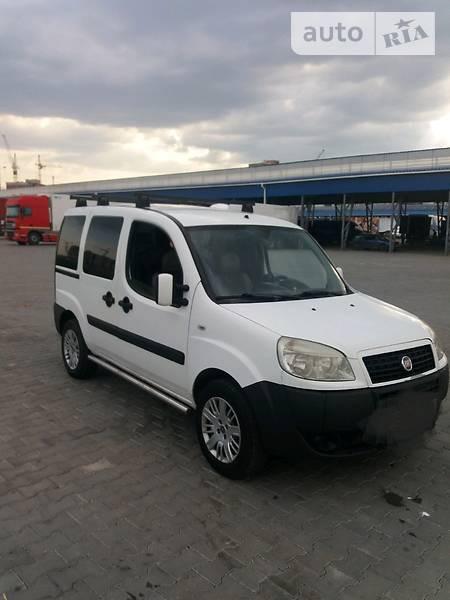 Fiat Doblo 2009  выпуска Одесса с двигателем 1.3 л  минивэн механика за 6200 долл.