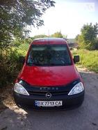Opel Combo 30.08.2019