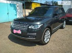 Land Rover Range Rover Supercharged 20.08.2019