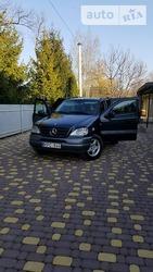Mercedes-Benz ML 270 21.08.2019