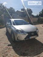 Lexus NX 200t 19.08.2019