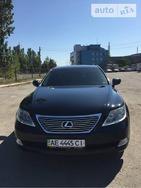 Lexus LS 460 21.08.2019