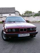 BMW 520 26.08.2019