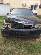 BMW 745 25.08.2019