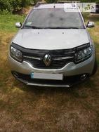 Renault Sandero Stepway 2015 Черкассы 1.5 л  хэтчбек механика к.п.