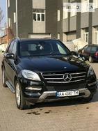 Mercedes-Benz ML 250 06.09.2019