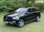 Mercedes-Benz ML 250 21.08.2019