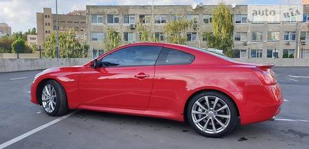Infiniti G37 2009  выпуска Киев с двигателем 3.7 л бензин купе автомат за 12500 долл.
