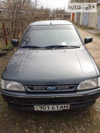 Ford Orion 06.09.2019