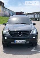 Mercedes-Benz ML 320 02.09.2019