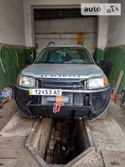 Land Rover Freelander 28.08.2019