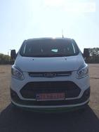Ford Tourneo Custom 29.08.2019