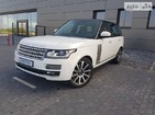 Land Rover Range Rover Supercharged 06.09.2019