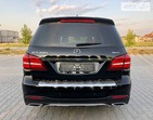 Mercedes-Benz GLS 350 22.08.2019