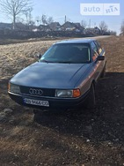 Audi 80 28.08.2019