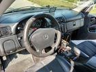 Mercedes-Benz ML 270 30.08.2019