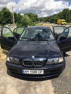 BMW 318 17.08.2019