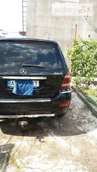 Mercedes-Benz GL 550 22.08.2019