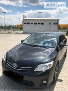 Toyota Corolla 13.08.2019