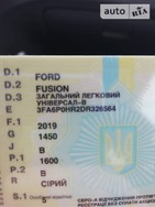 Ford Fusion 06.09.2019