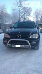 Mercedes-Benz ML 270 06.09.2019
