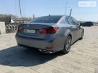 Lexus GS 350 23.08.2019