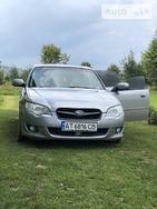 Subaru Legacy 21.08.2019