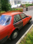 Ford Orion 17.08.2019