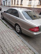 Mercedes-Benz S 220 23.08.2019