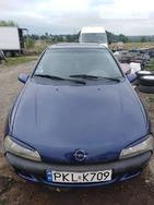 Opel Tigra 22.08.2019