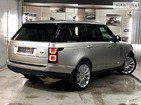 Land Rover Range Rover Supercharged 21.08.2019