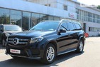 Mercedes-Benz GLS 350 21.08.2019