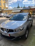 Nissan Qashqai+2 18.08.2019