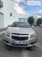 Chevrolet Cruze 17.08.2019