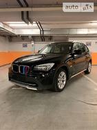BMW X1 2012 Запорожье 2 л  внедорожник автомат к.п.