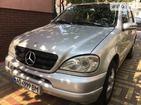 Mercedes-Benz ML 270 23.08.2019
