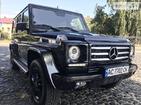 Mercedes-Benz G 350 26.08.2019
