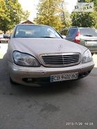 Mercedes-Benz S 430 06.09.2019
