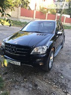 Mercedes-Benz ML 320 06.09.2019